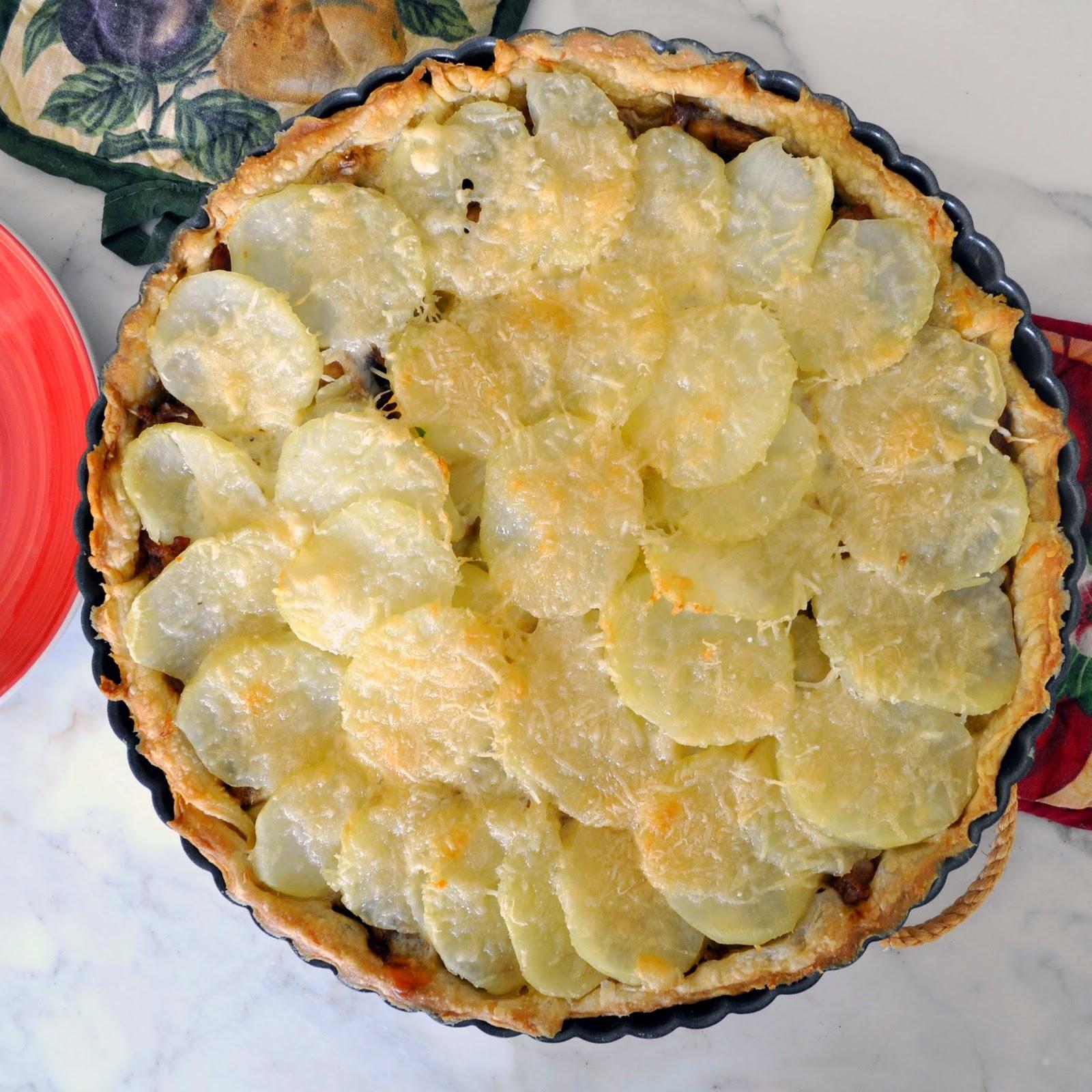 рецепт запеканки из картофеля