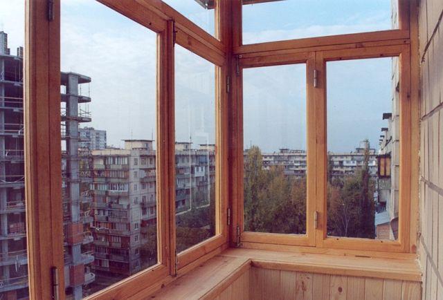 Как своими руками застеклить балкон в хрущевке