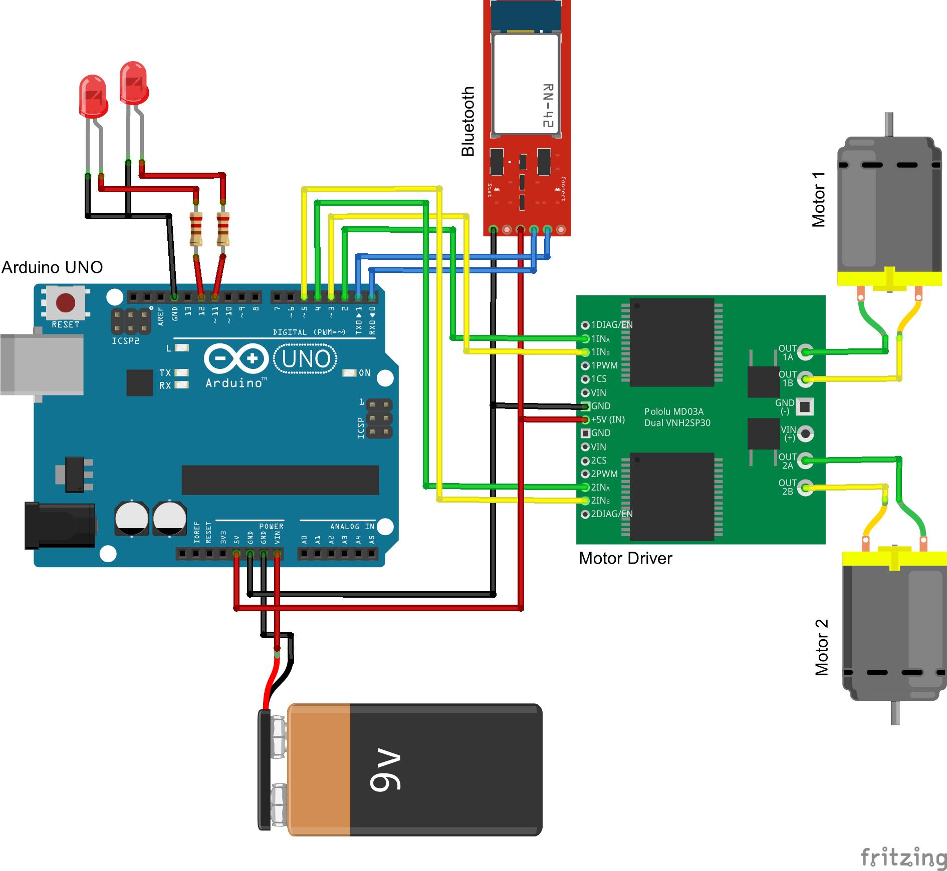 Как сделать arduino своими руками схема