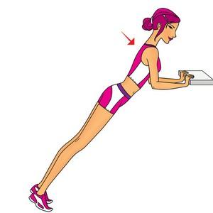 Простые упражнения для увеличения груди или пластическая операция