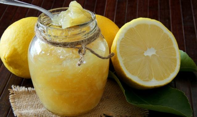 Как сделать из лимона джем