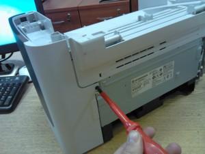 Как разобрать HP LaserJet M1120 MFP