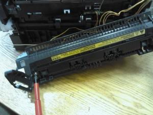 Порядок разборки HP LaserJet M1120 MFP