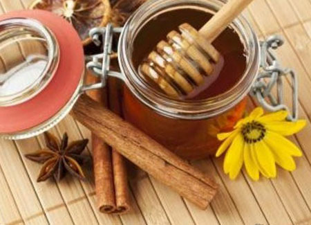 Корица и мед для похудения