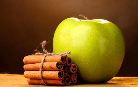 Как принимать кефир с корицей и яблоками