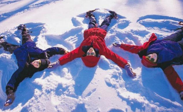 Расписание зимних канинкул у школьников