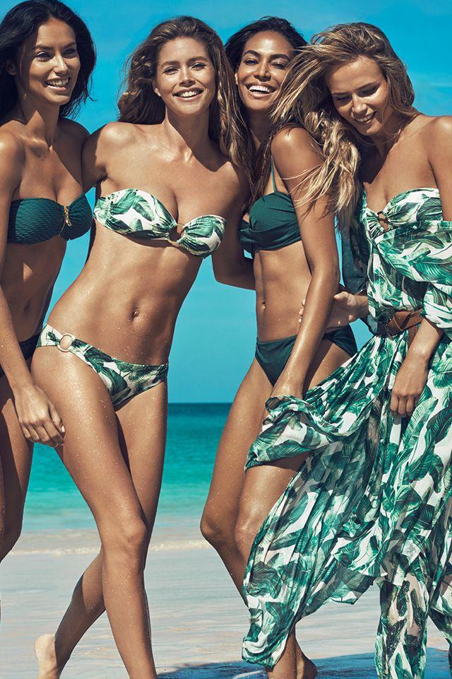 модные купальники фото
