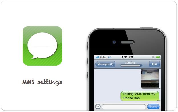 how to enable mms messaging on iphone 5 how to enable on your iphone mobile phones 20826