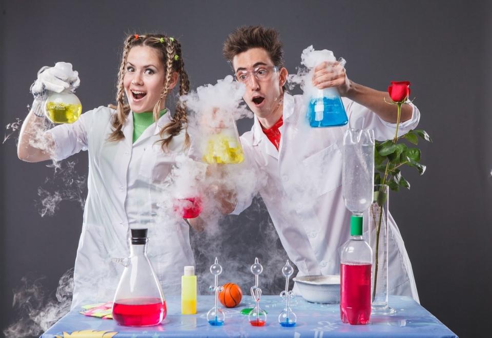 Эксперименты как сделать эксперименты в домашних условиях