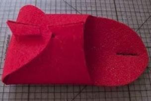 Как сделать простую и оригинальную коробочку из фетра