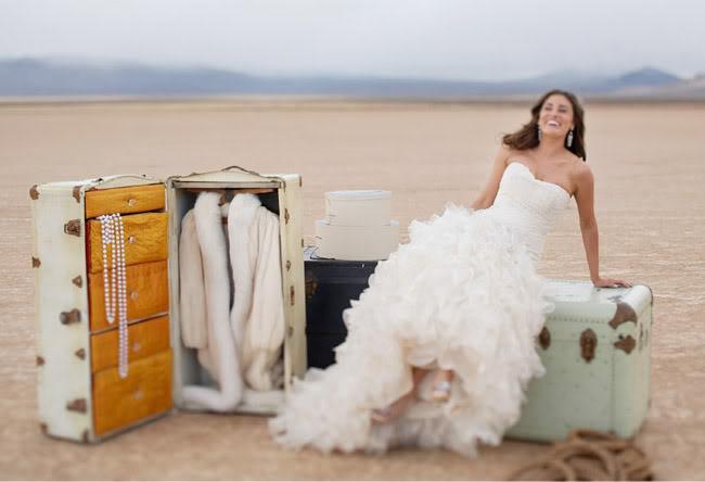 Свадебное путешествие планируется заранее