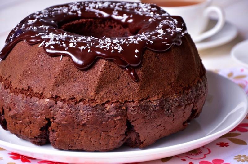Торт шоколадный влажный рецепт с пошагово в