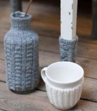 Три идеи поделок из старого свитера