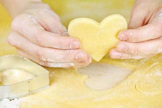 Как приготовить песочное тесто
