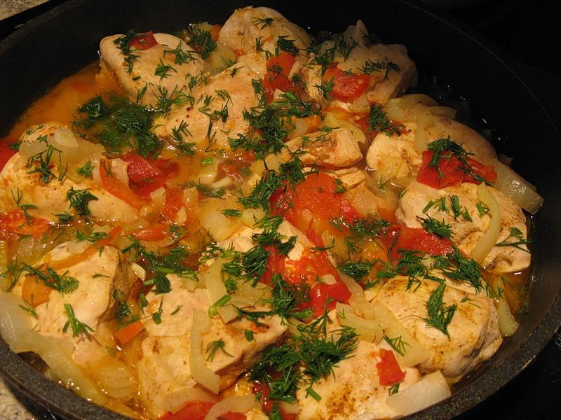 Вкусный рецепт приготовления из куриной грудки