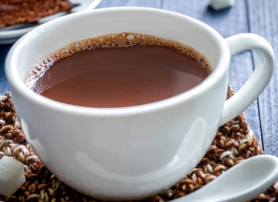 Как готовить какао на молоке