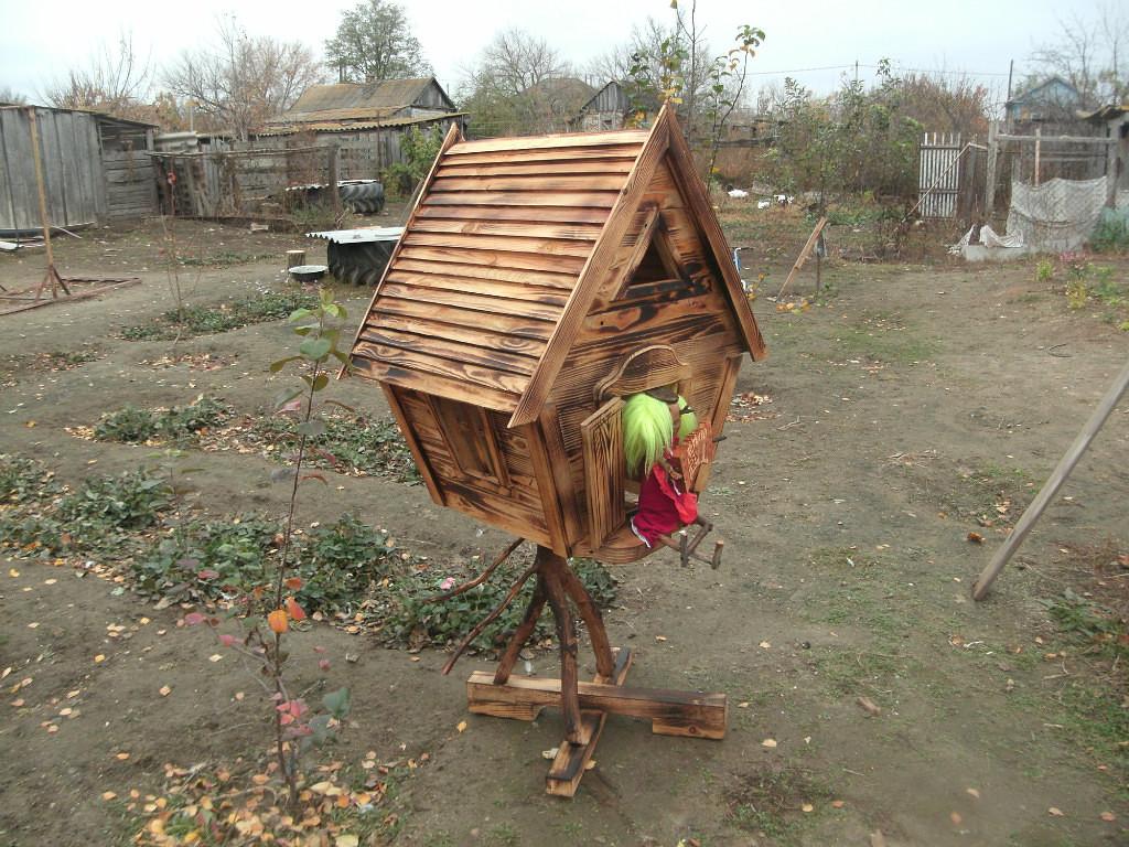 Мельница своими руками поделка из дерева