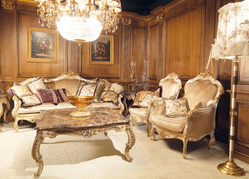 Панели буазери - дворец в вашей квартире