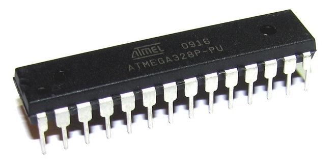 Atmega 328 - мозг Arduino UNO