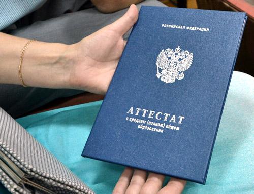 Документы для подачи заявления на ЕГЭ