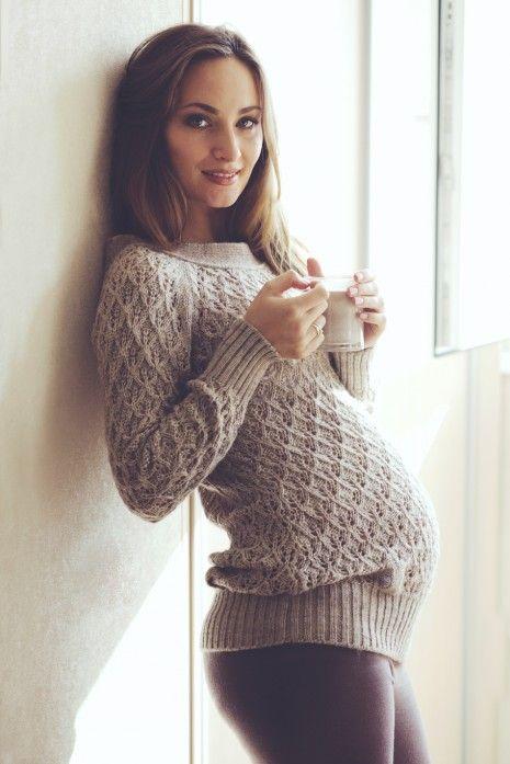 свитера для беременных 2016 фото