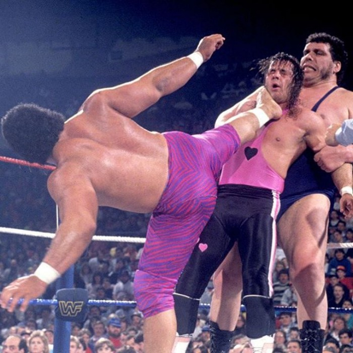 the love of wrestling by many americans and themes of wresting in literature
