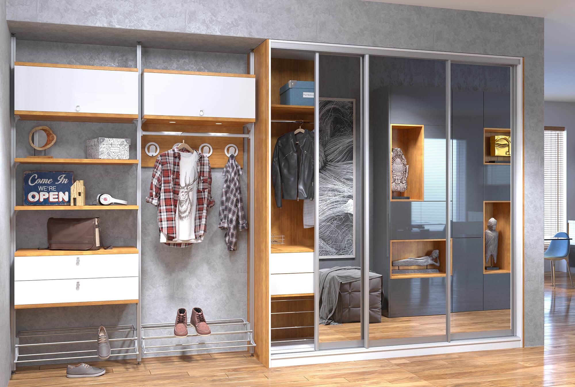 Как выбрать шкаф-купе ?? как выбрать шкафы купе ?? мебель и де.