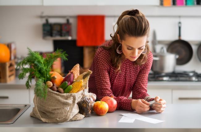 экономное здоровое питание