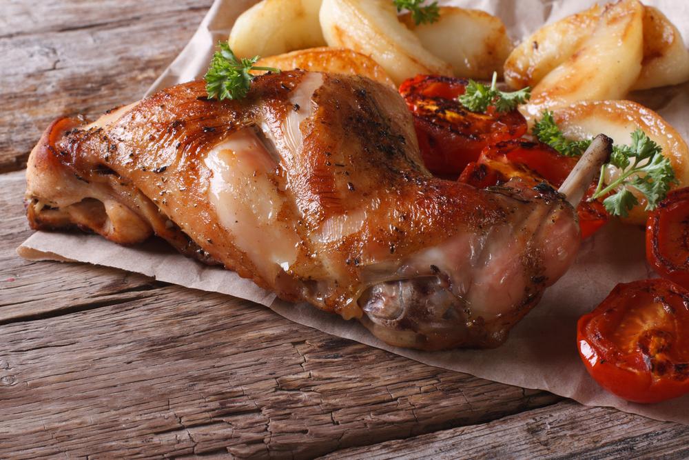 рецепты как приготовить гуся чтобы мясо было мягким