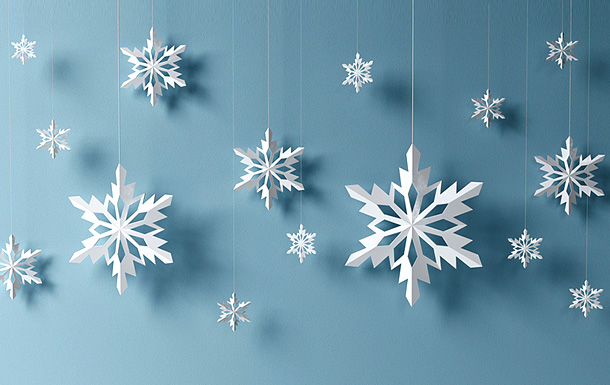 Сделать снежинку из фольги своими руками