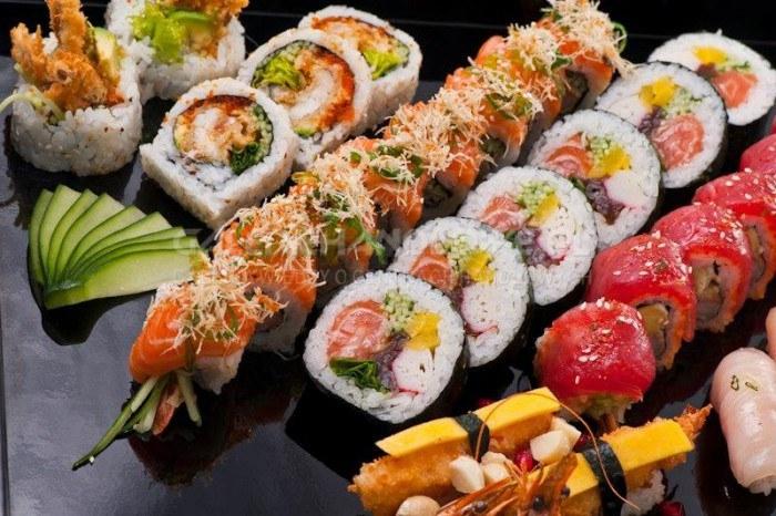 Как сделать суши в домашних условиях: рецепты пошагово с фото 37