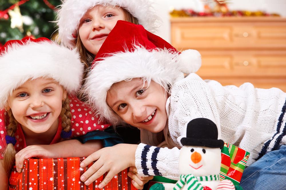 Картинки новый год дети