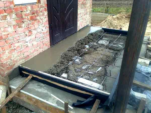 Строим дом шалаш 118