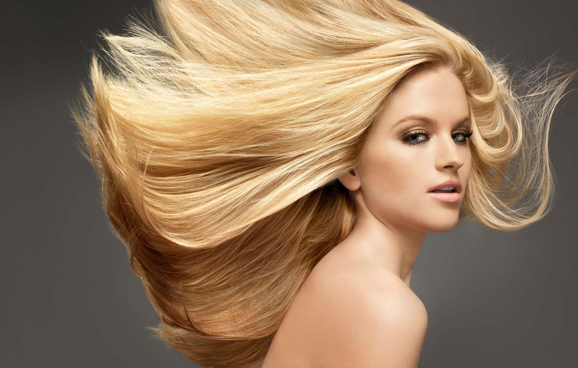 арахис для волос