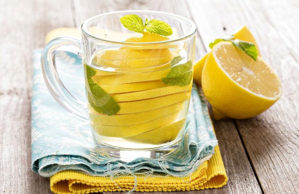 здоровое питание вода