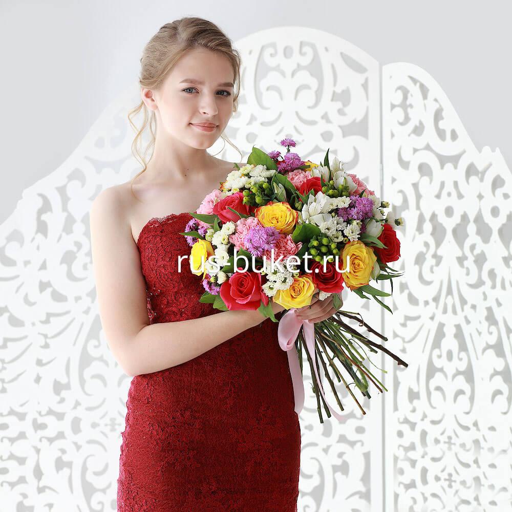 Заказ цветов интернету москве