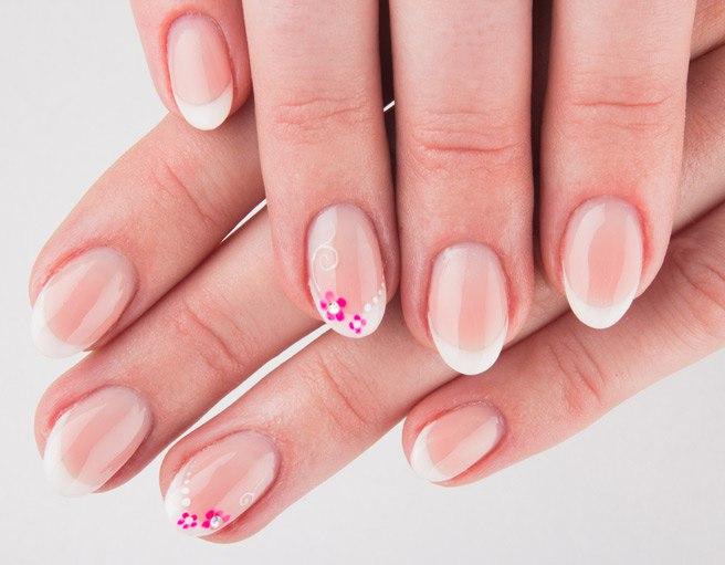 Какая форма ногтей для толстых пальцев