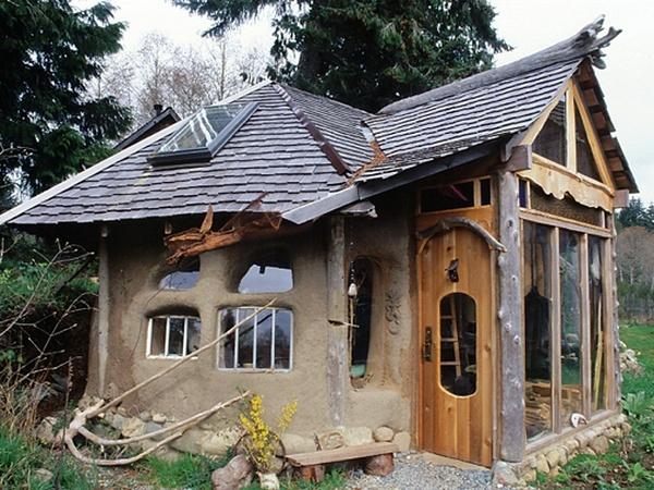 Построить самый дешевый дом самому