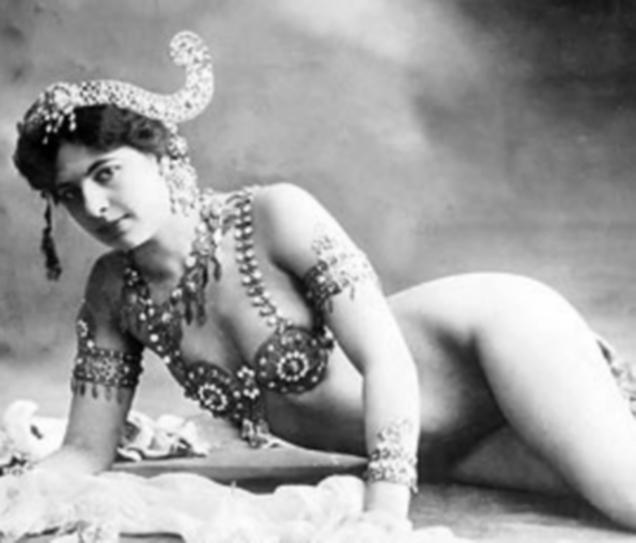 Проститутка мата хари русское с проституткой