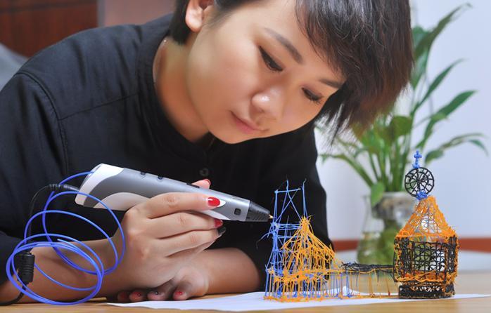 Что такое 3D ручка и зачем она нужна? Достоинства и недостатки 3D ручки