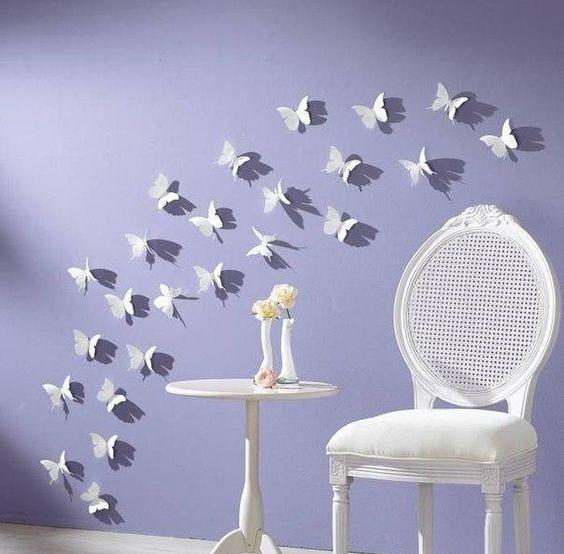 бабочки по фэн-шуй