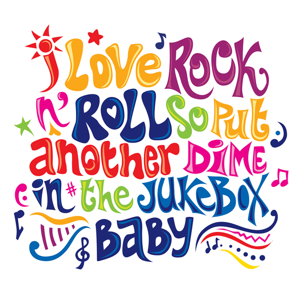I love Rock n Roll by Nour-T