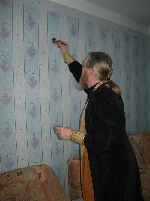 Как освятить квартиру святой водой самому - Etk-Krd.Ru