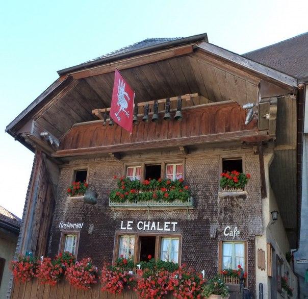 Швейцария - сказочная страна