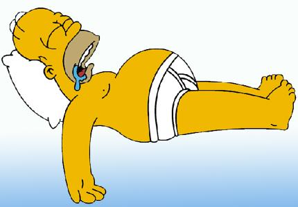 фотография спящего человека
