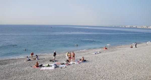 Красивые пляжи Барселоны
