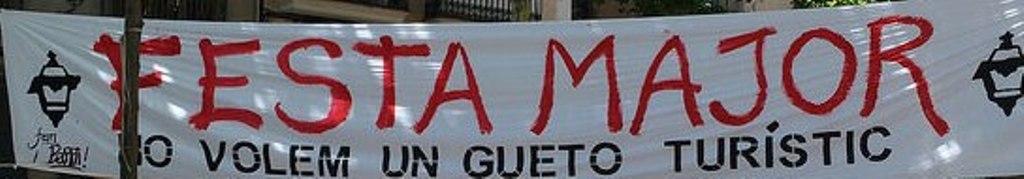 Испанцы против засилья пьяных туристов