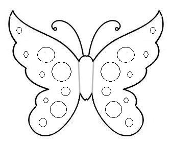 В ожидании лета: букет из бабочек для дома