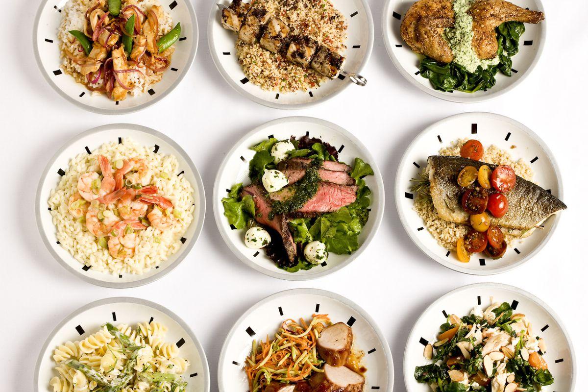 Примерное меню на неделю диета no5