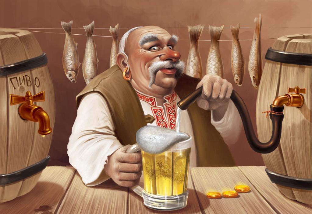 Днем, картинки смешные про пиво и мужиков